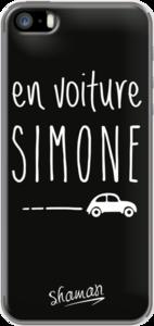 Case Coque ' En voiture Simone ' by Le Fabuleux Shaman