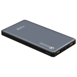 GEN 2.0 Ultra Slim Power Bank external battery 10 000mAh (37Wh), Space Grey