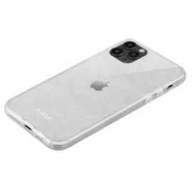 Invisible Sparkling Hybrid Case for Apple iPhone 11 Pro Max, Transparent