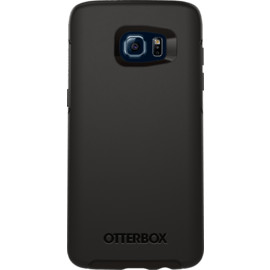 Case Otterbox Symmetry Series Case for Samsung Galaxy S7 Edge, Black