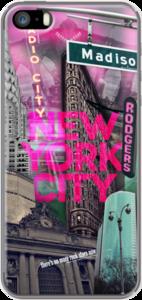 Case New York City II [pink] by JAVIER MARTINEZ
