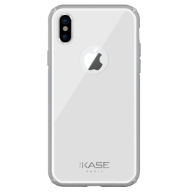 Glass Case for Apple iPhone X/XS, Bright White