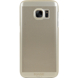 Mesh case for Samsung Galaxy S7, Gold