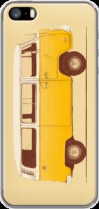 Case Vintage Yellow Combi by Florent Bodart / Speakerine