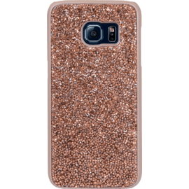 Case Rhinestone Bling case for Samsung Galaxy S7, Rose Gold