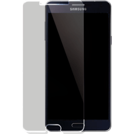 Case Protection d'écran en verre trempé pour Samsung Galaxy A7(2016), Transparent