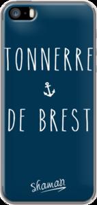 Case Coque ' Tonnerre de Brest ' by Le Fabuleux Shaman