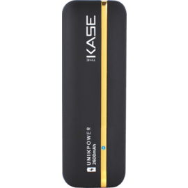 Case Universal PowerHouse external battery, 2600 mAh, Black