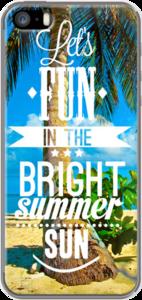 Case Bright Summer Sun. by Eleaxart