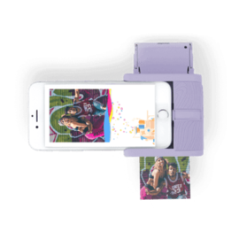 Prynt Pocket	iPhone Photo Printer	- Lavender