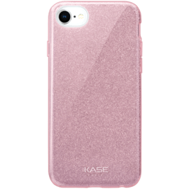 Sparkly Glitter Slim Case for Apple iPhone 6/6s/7/8, Rose Gold