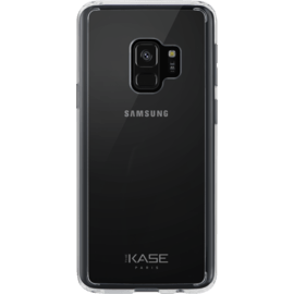 Coque Hybride Invisible pour Samsung Galaxy S9, Transparent