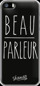 Case Coque ' Beau Parleur ' by Le Fabuleux Shaman