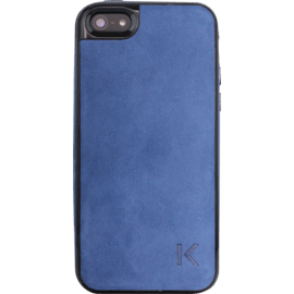 Case Silicone Case for Apple iPhone 5/5s/SE, Blue Velvet