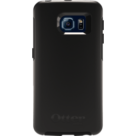 Case Otterbox Symmetry Series Case for Samsung Galaxy S6 Edge, Black