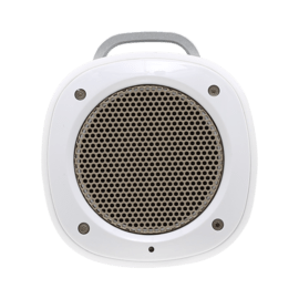 Case Airbeat-10 Portable Bluetooth speaker with speakerphone, White