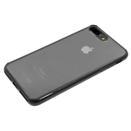 Invisible Hybrid Case for Apple iPhone 7 Plus/8 Plus, Black