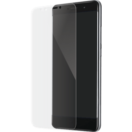 Full Coverage Tempered Glass Screen Protector for Huawei Honor 7C/ Y7 (2018), Transparent