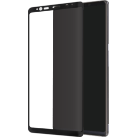 Case Advanced Curved Edge-to-Edge Tempered Glass Screen Protector for Samsung Galaxy Note 8, Black