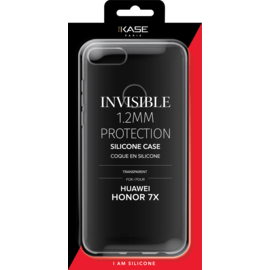 Invisible Slim Case for Huawei Honor 7X 1.2mm, Transparent
