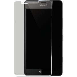 Premium Tempered Glass Screen Protector for Microsoft Lumia 950, Transparent