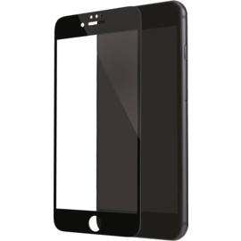 Full Coverage Tempered Glass Screen Protector for iPhone 6/6s/7/8, Black