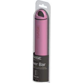 PowerBar, 2200 mAh, Super Pink