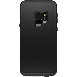 Lifeproof Fre Waterproof case for Samsung Galaxy S9, Night Lite Black
