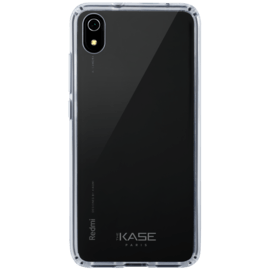 Coque hybride invisible pour Xiaomi Redmi 7A, Transparent