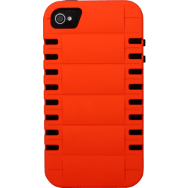 Case Case for Apple iPhone 4/4S, Orange Rebound Anti-shock