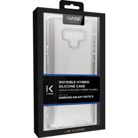 Invisible Hybrid Case for Samsung Galaxy Note 9, Transparent