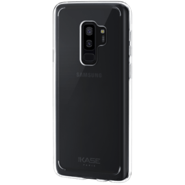 Coque Hybride Invisible pour Samsung Galaxy S9+, Transparent