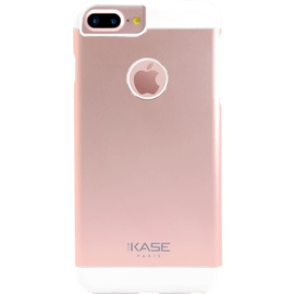 Coque aluminium ultra slim pour Apple iPhone 6 Plus/6s Plus/7 Plus, Or Rose