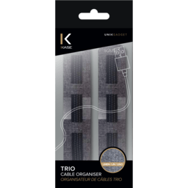 Trio Cable Organiser (Pack of 2)