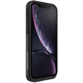 Lifeproof Fre Waterproof Coque pour Apple iPhone XR, Asphalte Noir