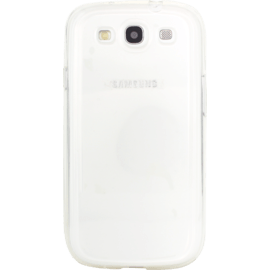 Case Case for Samsung Galaxy S3, Transparent silicone