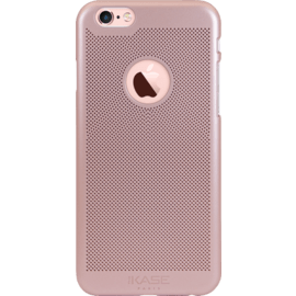 Case Coque Mesh pour Apple iPhone 6/6s, Or Rose