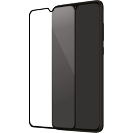 Full Coverage Tempered Glass Screen Protector for Xiaomi Mi 9, Black
