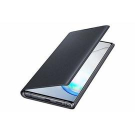 LED View cover cover Noir Note 10+