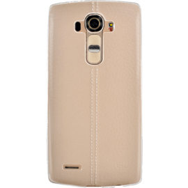 Case Silicone Case for LG G4, Transparent