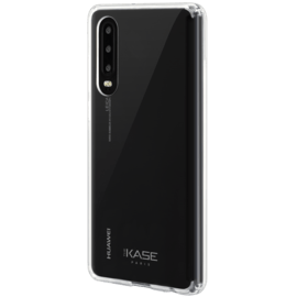 Coque hybride invisible pour Huawei P30, Transparent