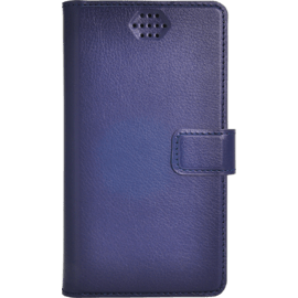 Case Universal flip case for Smartphone (up to 3.5 inch), Navy Blue