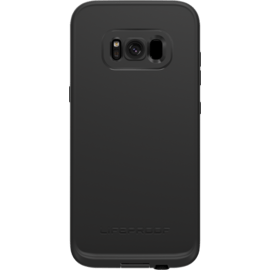 Lifeproof Fre Coque Waterproof pour Samsung Galaxy S8+, Asphalte Noir