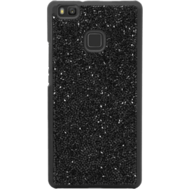 Rhinestone Bling case for Huawei P9 lite, Midnight Black
