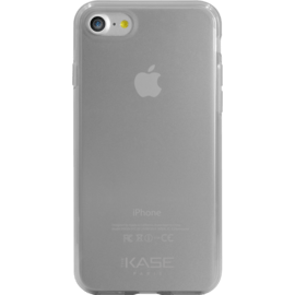 Case Invisible Silicone Case for Apple iPhone 7/8 1.2mm, Transparent Grey