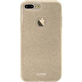 Case Coque slim pailletée étincelante pour Apple iPhone 7 Plus, Or