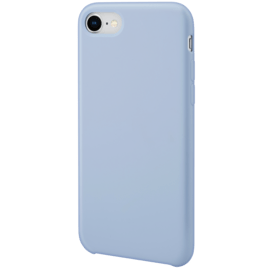 (Edizione speciale) Custodia in silicone morbido gel per Apple iPhone 7/8 / SE 2020, blu lilla