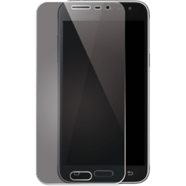 Case Tempered Glass Screen Protector for Samsung Galaxy J3(2016), Transparent
