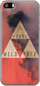 Case Young, Wild and Free II by Caleb Troy