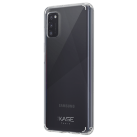 Invisible Hybrid Case for Samsung Galaxy A41 2020, Transparent
